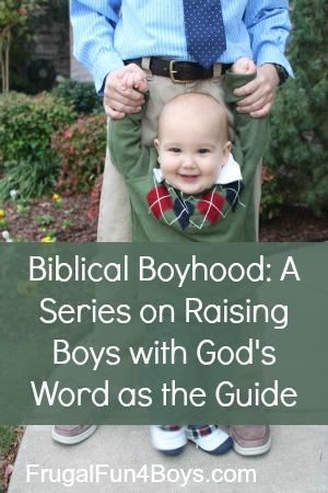 Biblical Boyhood Series