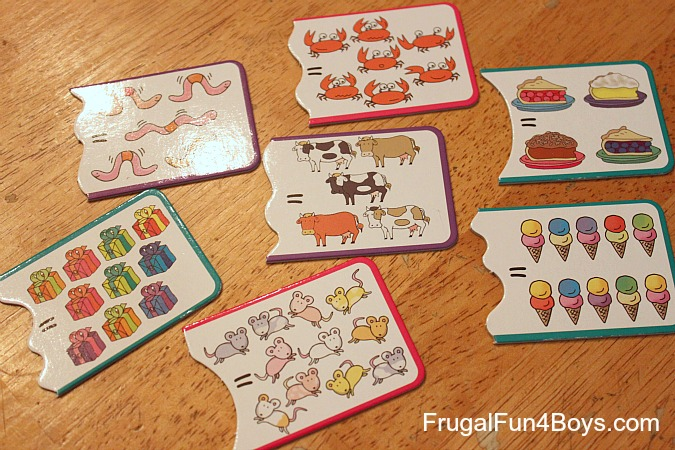 Preschool Counting Activities