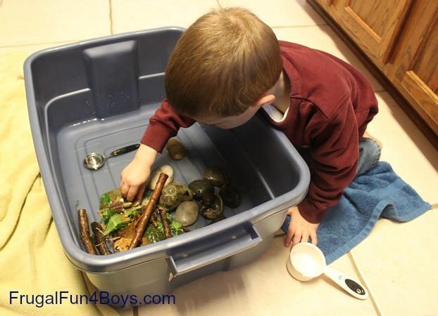 Turtle Activities for Preschoolers