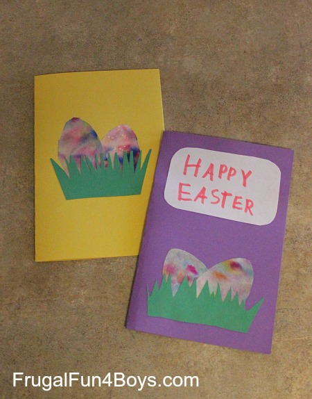 Easter Cards to Make