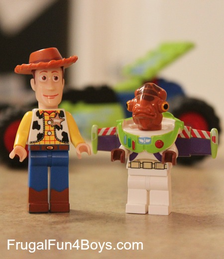 Lego Fun Friday: Lego Photography with Silly Minifigure Scenes