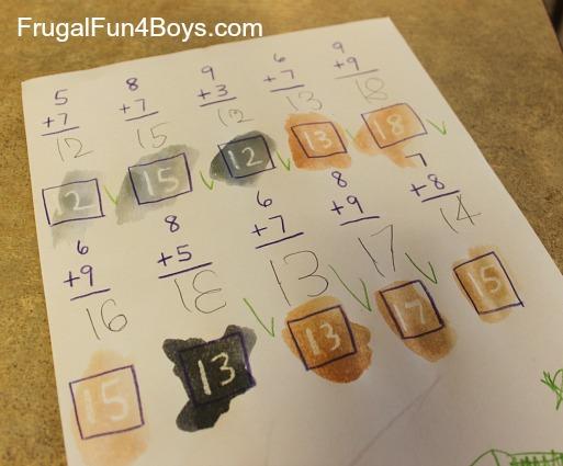 Magic Math -