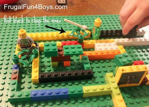 Lego Fun Friday: Build a Lego Board Game