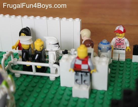 Lego Fun Friday: Build a Landmark Building Challenge