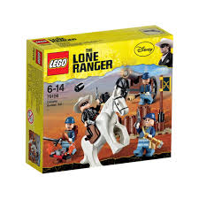 lone ranger legos