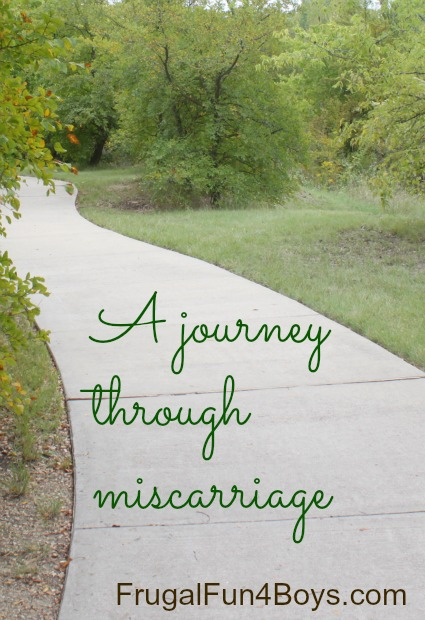 A journey through miscarriage