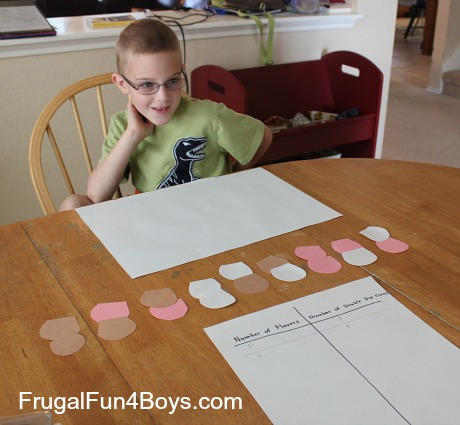 Teaching Mathematical Patterns and Combinations with Ice Cream Flavors