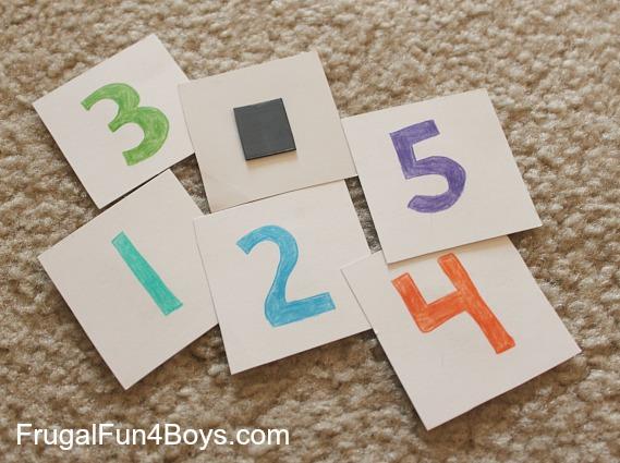 Two Preschool Math Activities with Duplo Legos