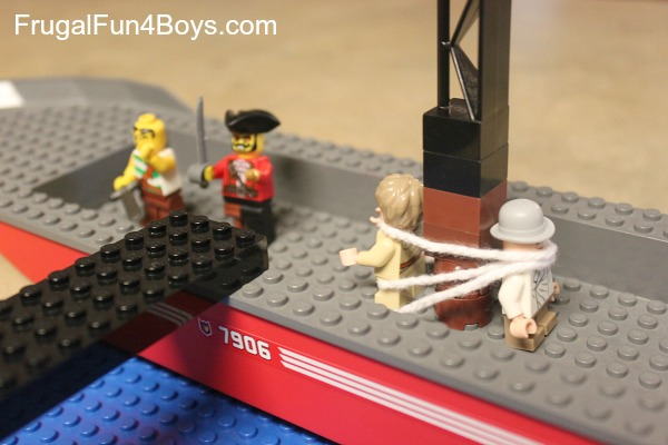 Lego Fun Friday: Build Something from a Movie