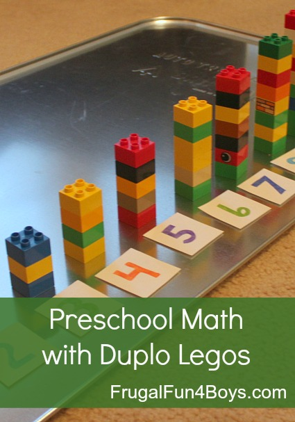 Learning Activities for Four Year Old's