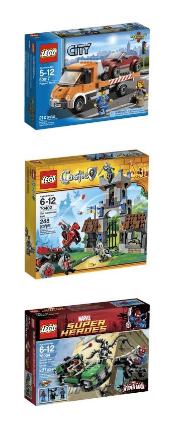 Lego deals collage