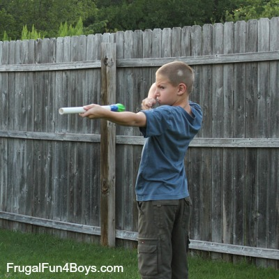 Nerf Dart Shooter