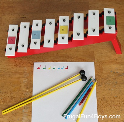 Hands On Ideas for Making Math Fun