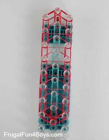 Rainbow Loom Skateboard Charm