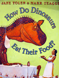 Favorite Books and Toys for Dinosaur Fans