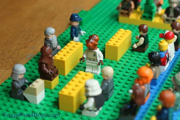 Lego Court