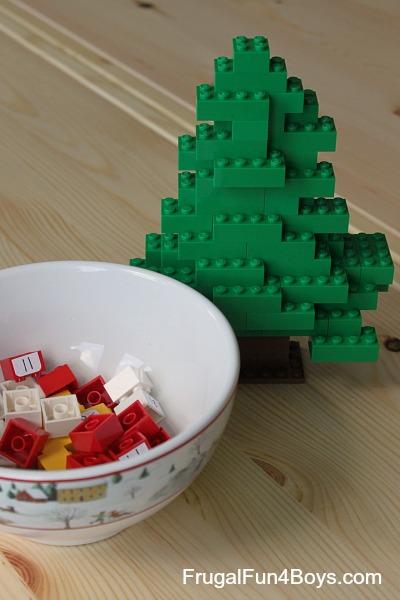 DIY Lego Advent Calendars