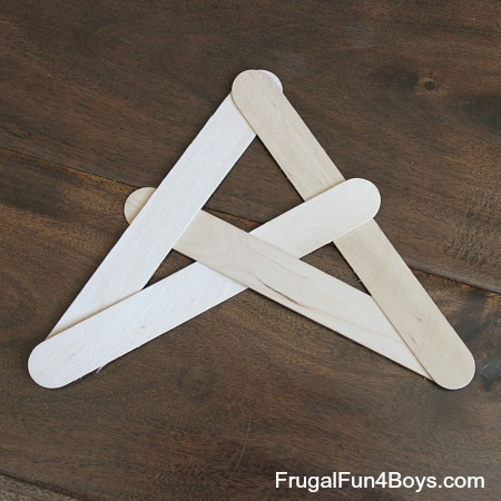 How to Build Popsicle Stick Bombs