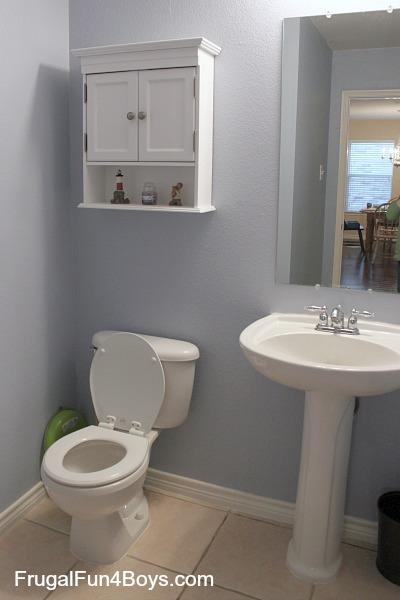 Getting Rid of Boy Bathroom Stink