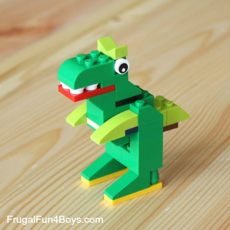 Simple Lego Projects