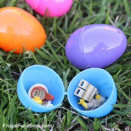 Lego Easter Egg Hunt Ideas