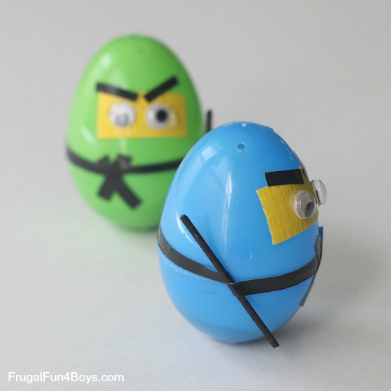 Wobble Egg Ninjas