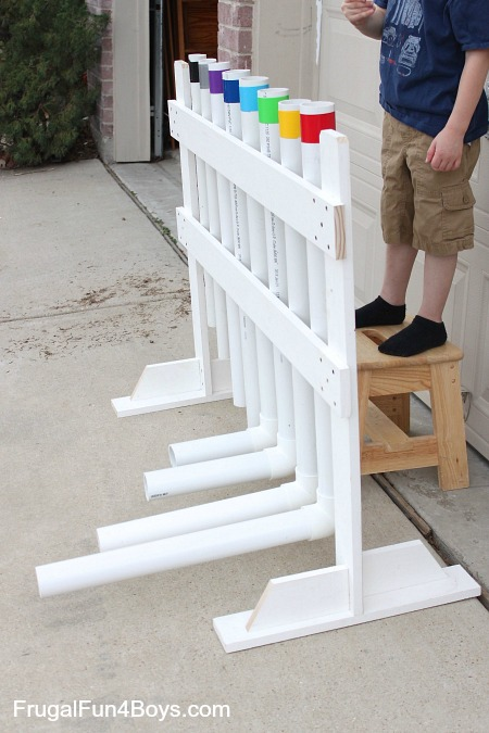 How to Build a PVC Pipe Xylophone