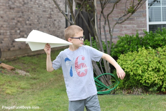 10 Silly and Crazy Boredom Busters for Kids