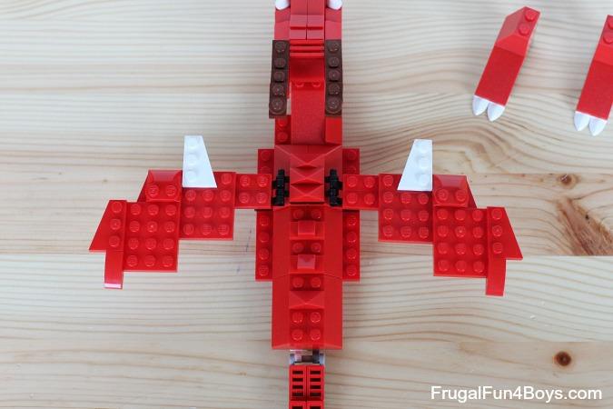 LEGO Hookfang