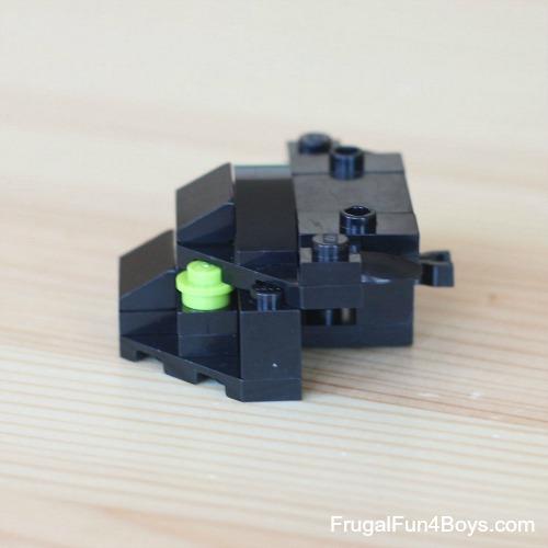 LEGO Toothless