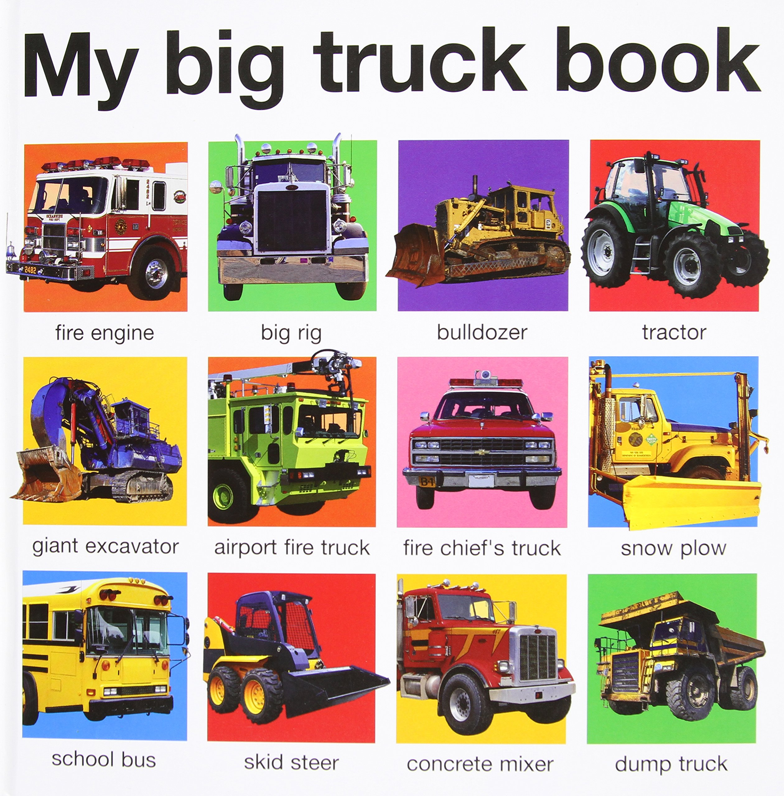 My Big Construction Book