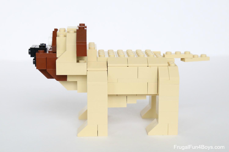 Lego Mastiff