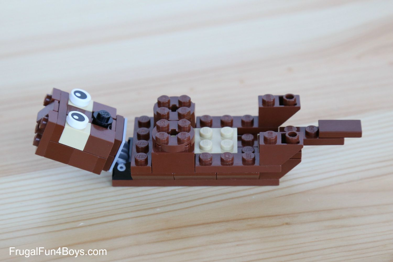 Ocean LEGO Project Ideas
