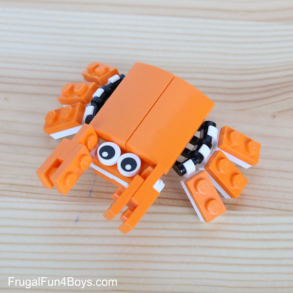 Ocean LEGO Projects
