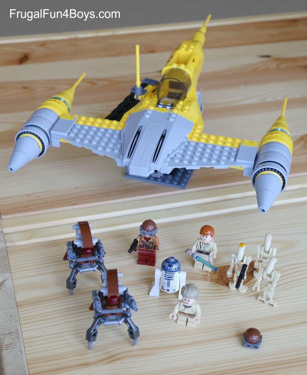 LEGO Star Wars Small World Play