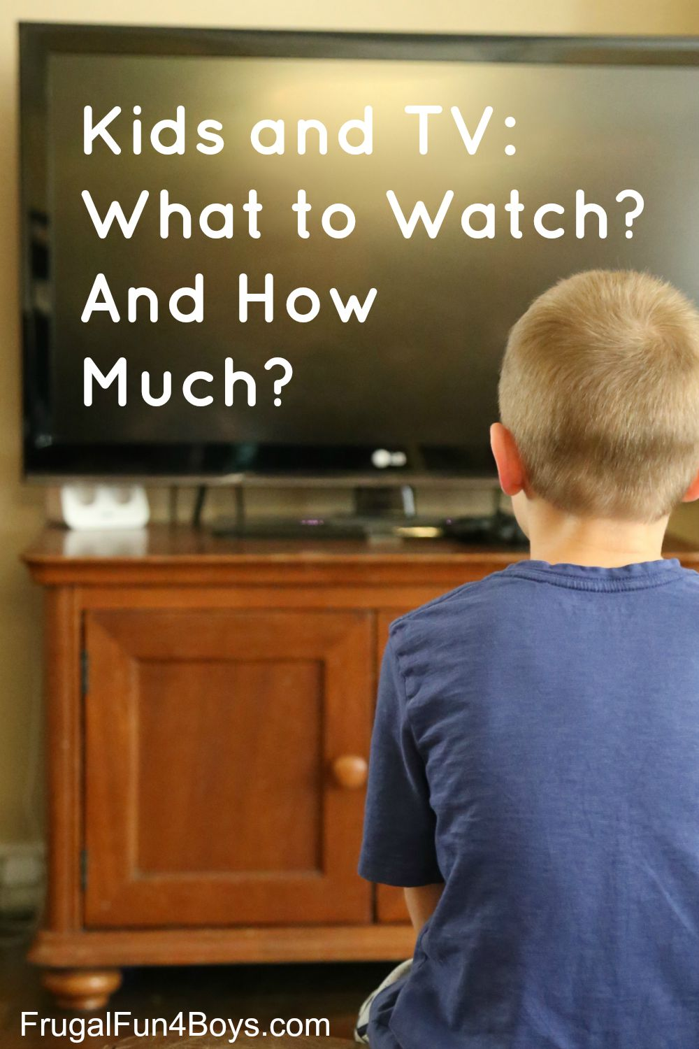 TV for Kids: 12 Questions to Help you Decide What to Watch, and How Much