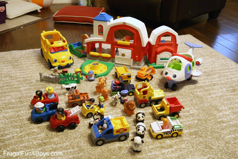 Goldbug Preschool Games