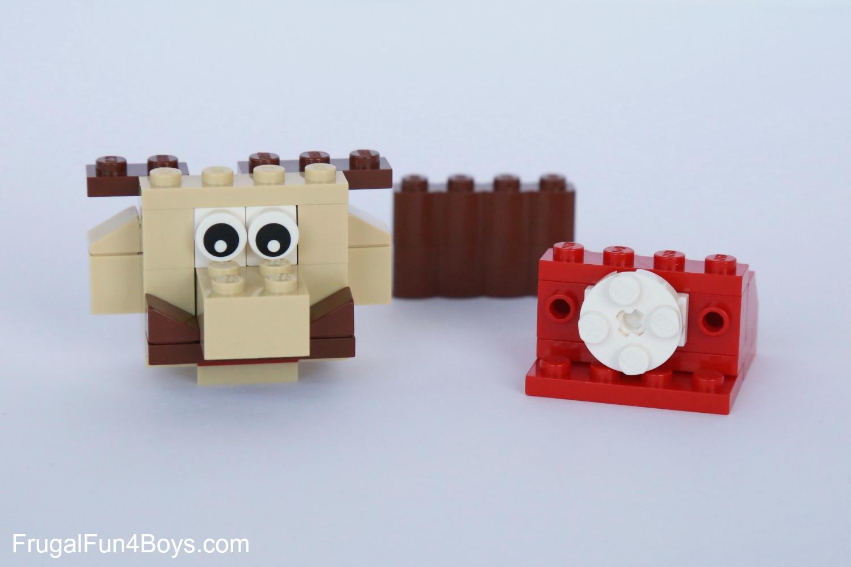 Mario LEGO Building Projects
