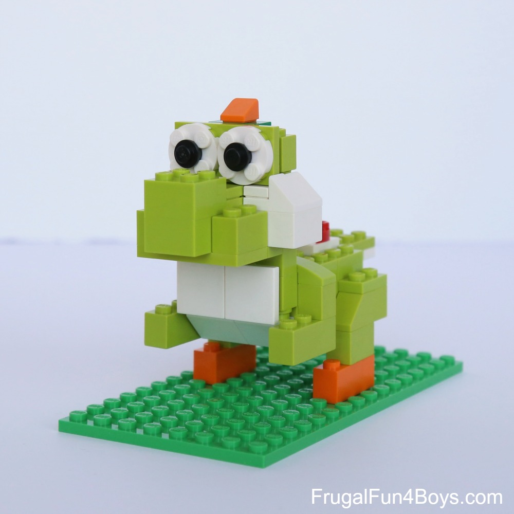 Mario LEGO Projects