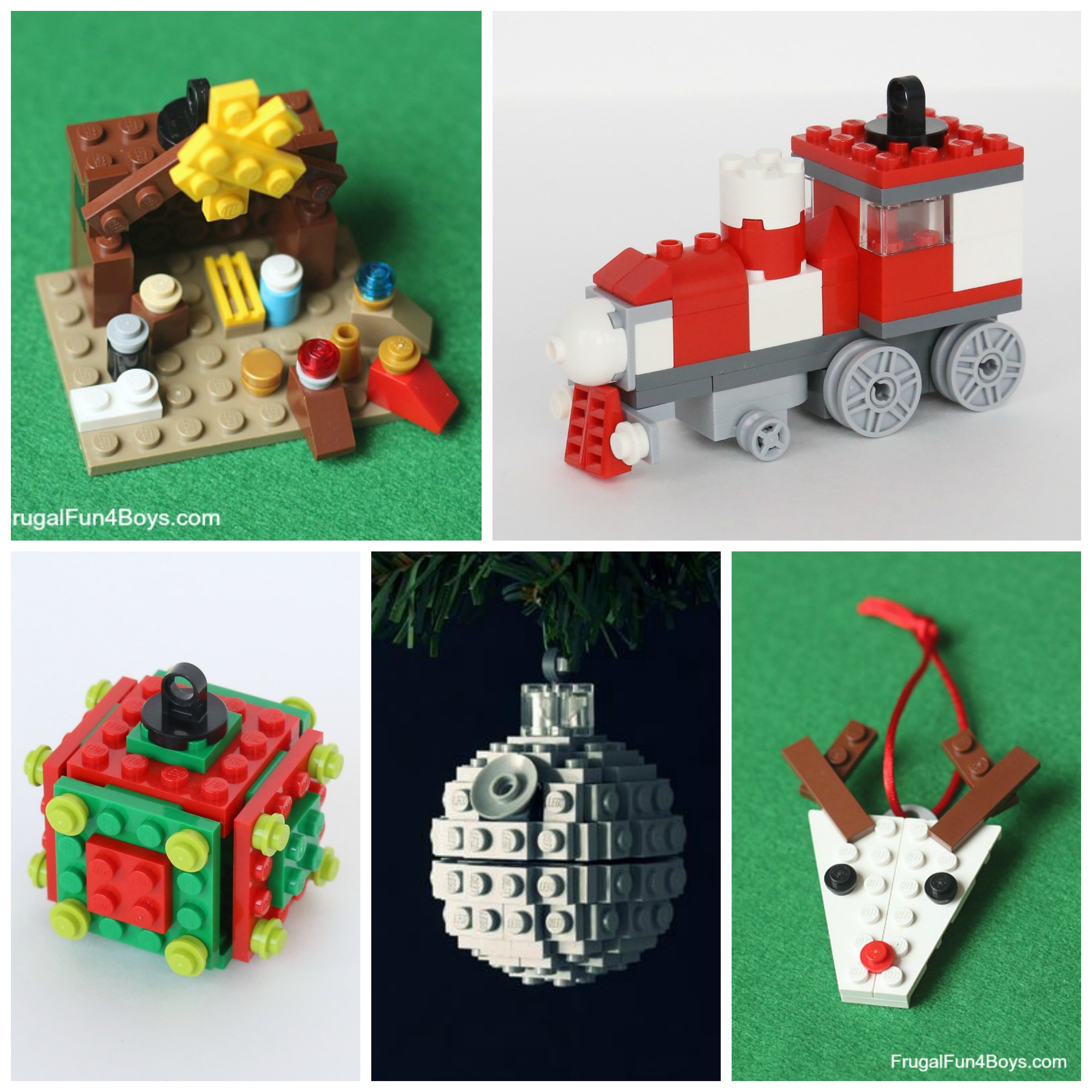 25+ Boy Approved Ornaments to Make