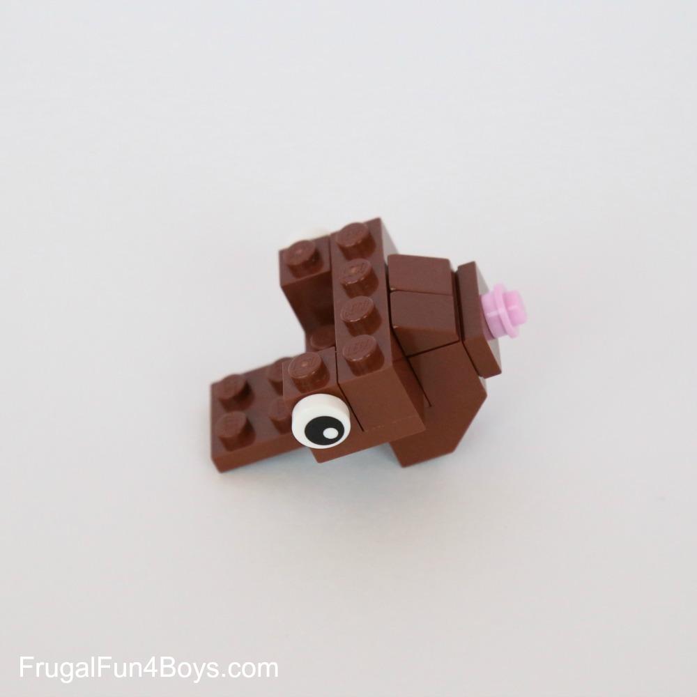 LEGO Guinea Pigs Building Instructions