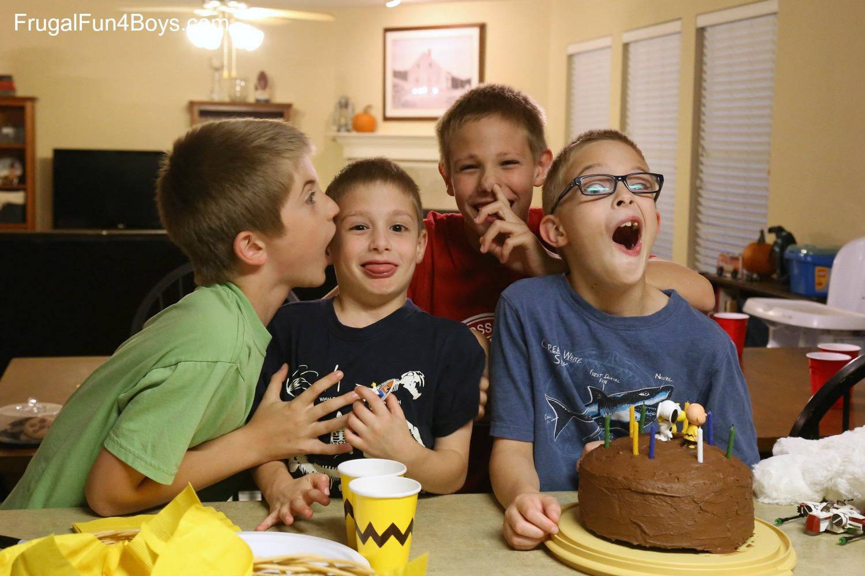 Boys Will Be Boys - Tips for Raising Boys to be Responsible Men