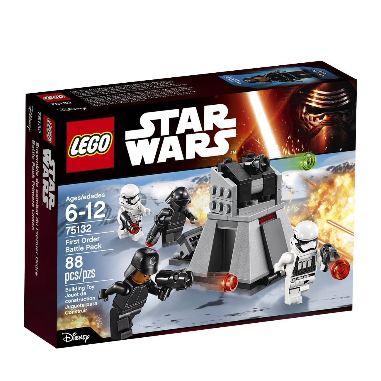 New LEGO Star Wars sets - The Force Awakens