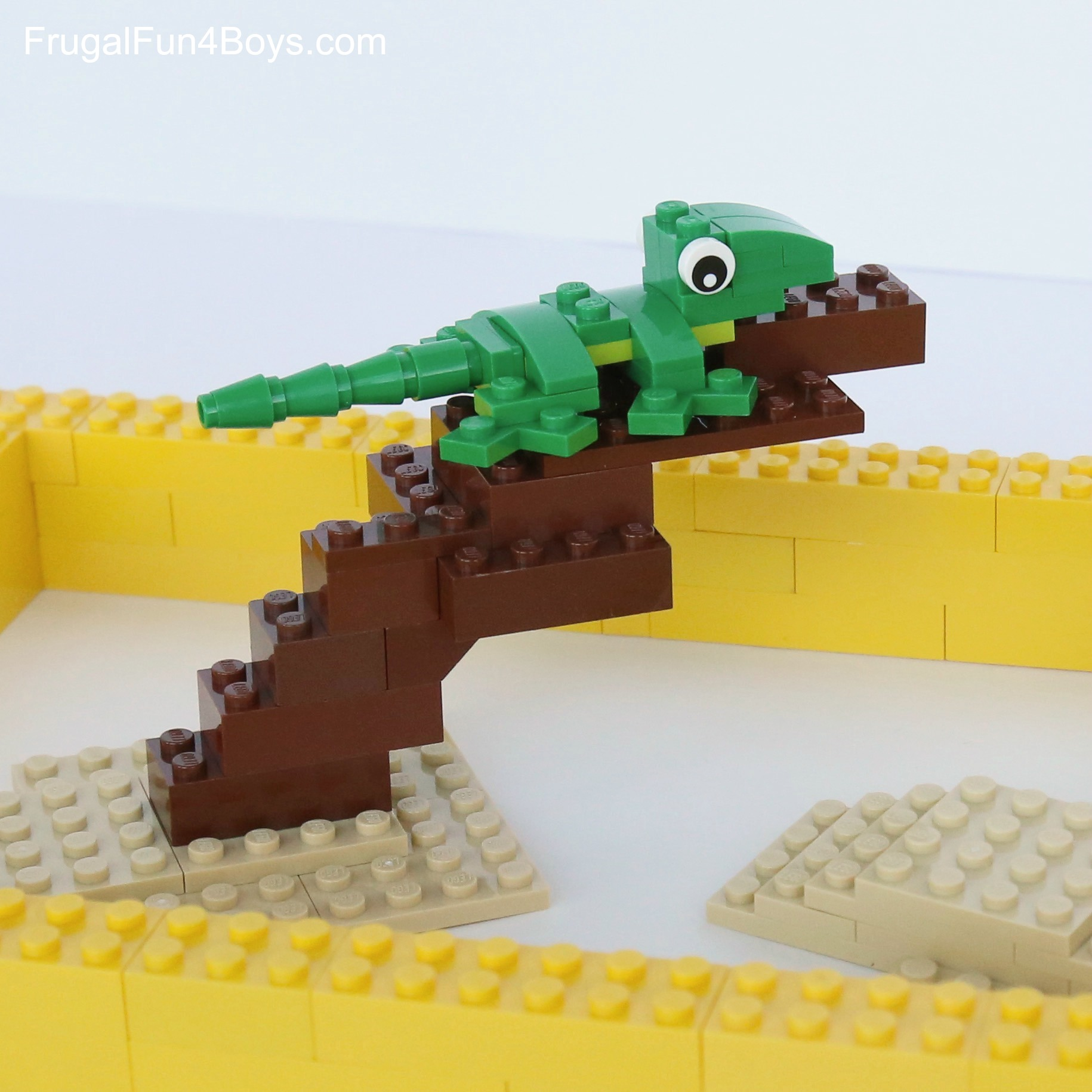 LEGO Pets! Building Instructions