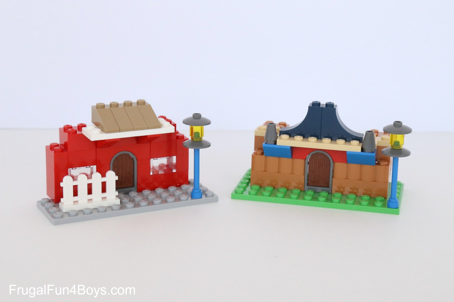 17 Beginner LEGO Ideas