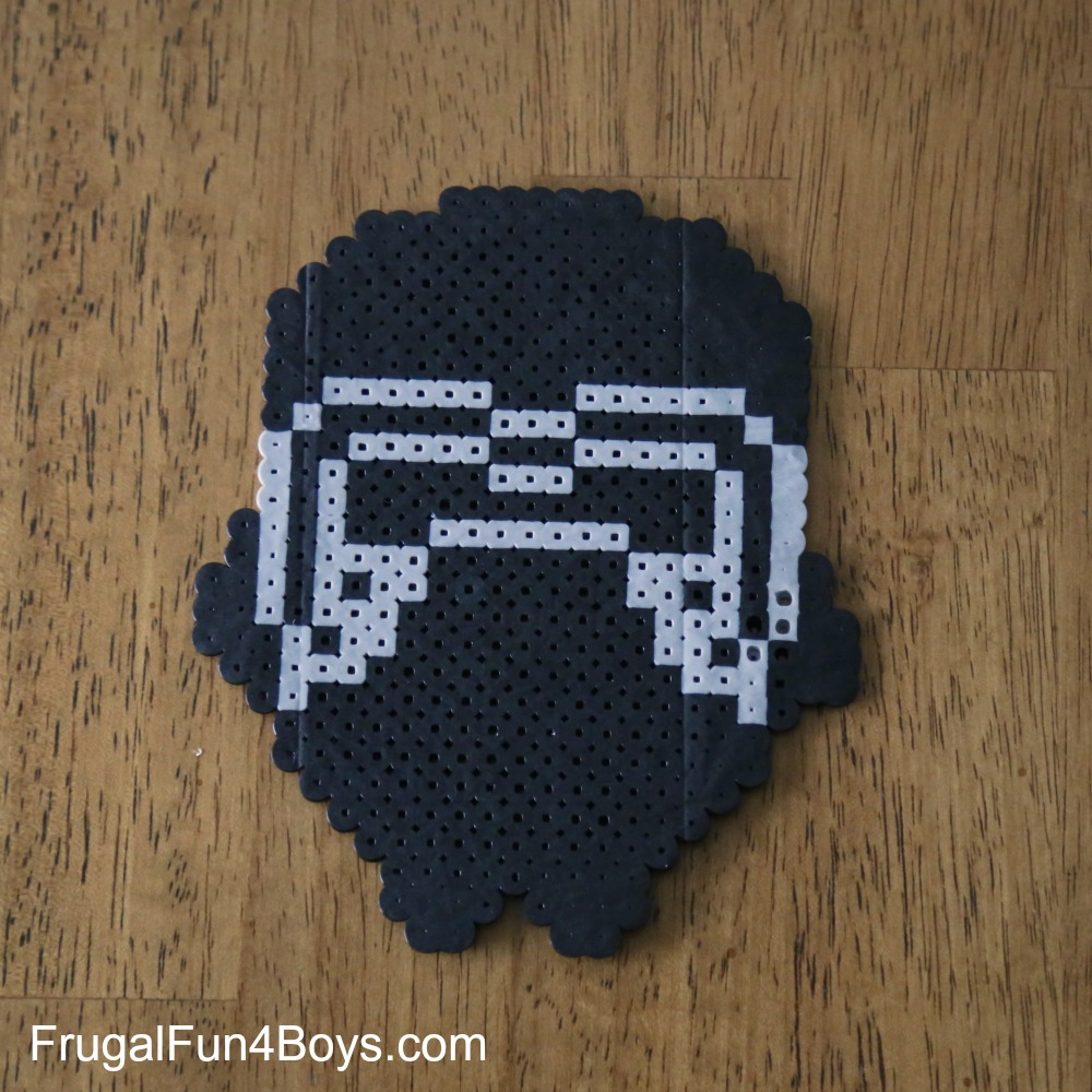 Star Wars The Force Awakens Perler Bead Patterns
