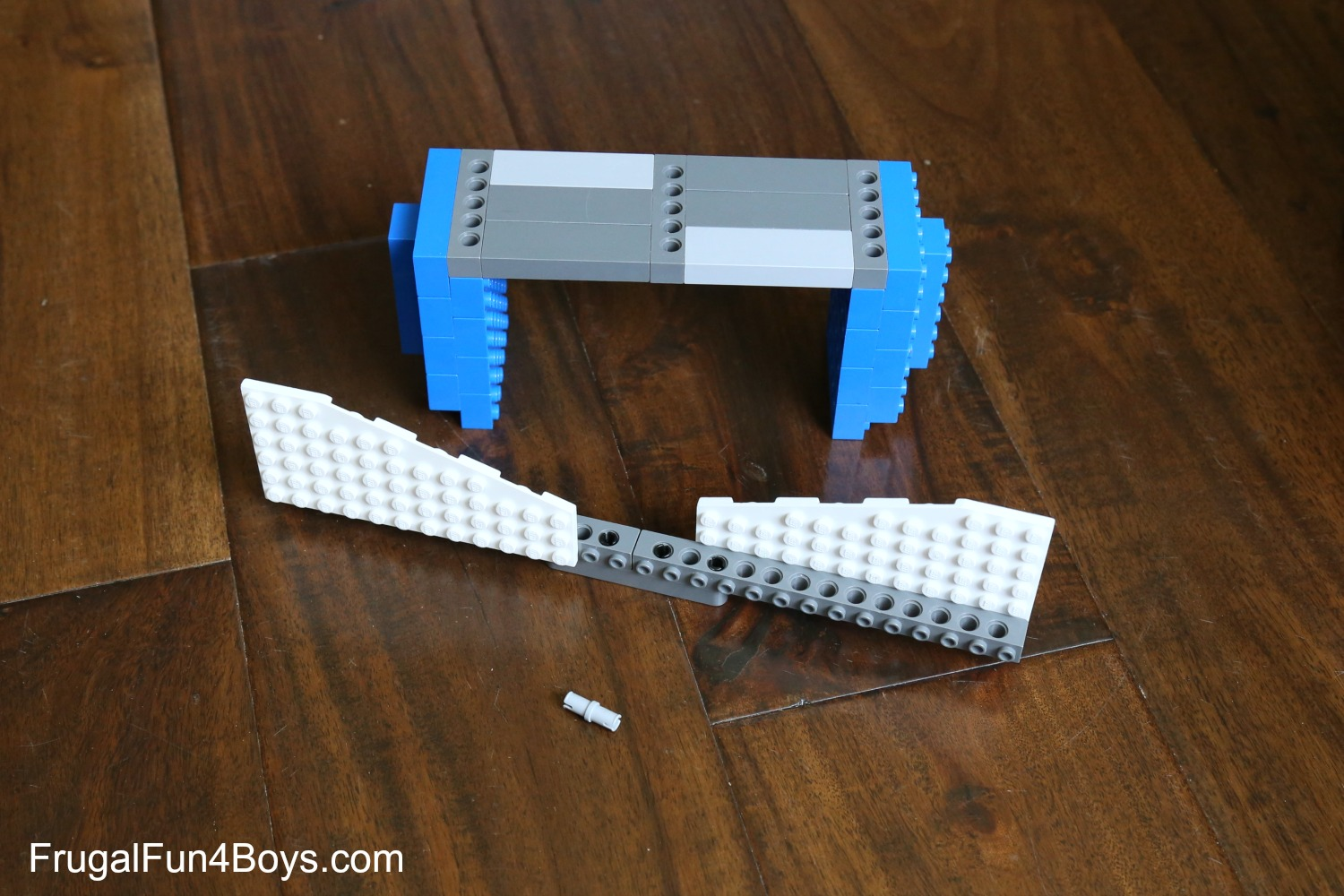 LEGO STEM Challenge: Wind and LEGO!