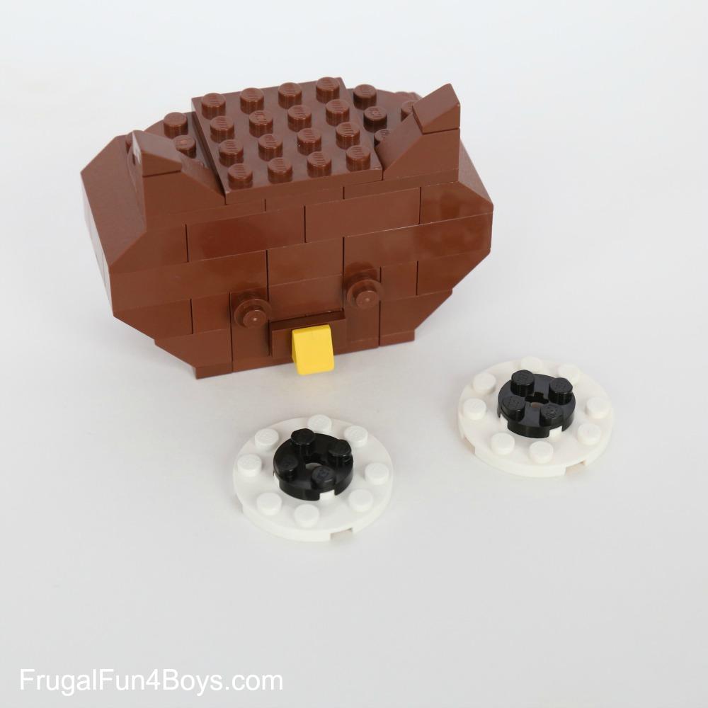 LEGO Owls