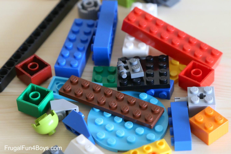 How to Buy Individual LEGO Bricks