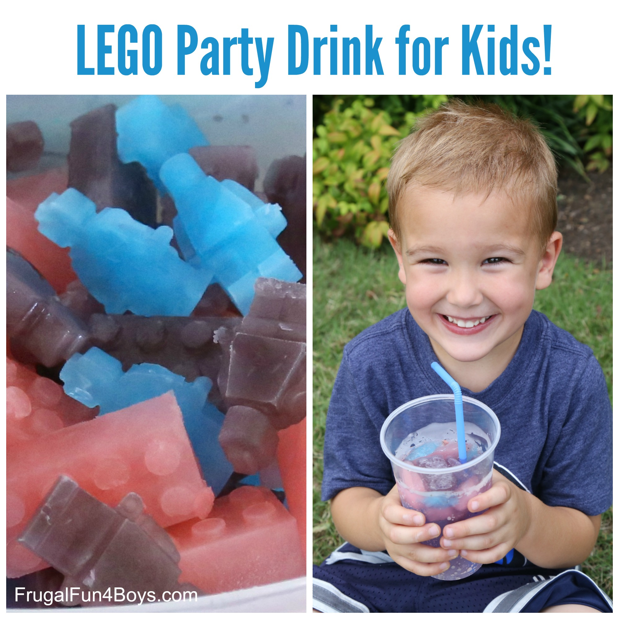 LEGO Party Drink for Kids